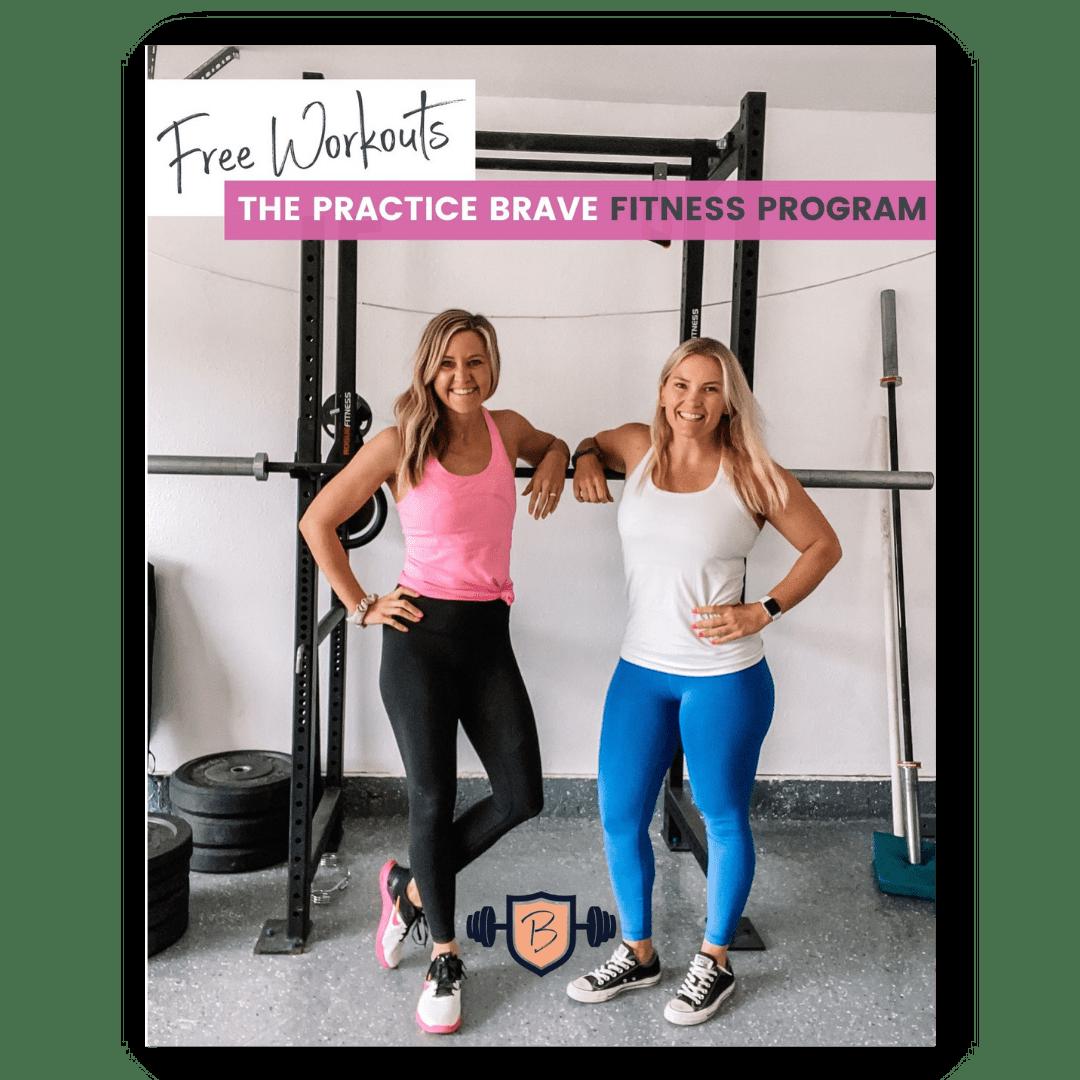 practice brave fitness program free week brianna battles heather osby