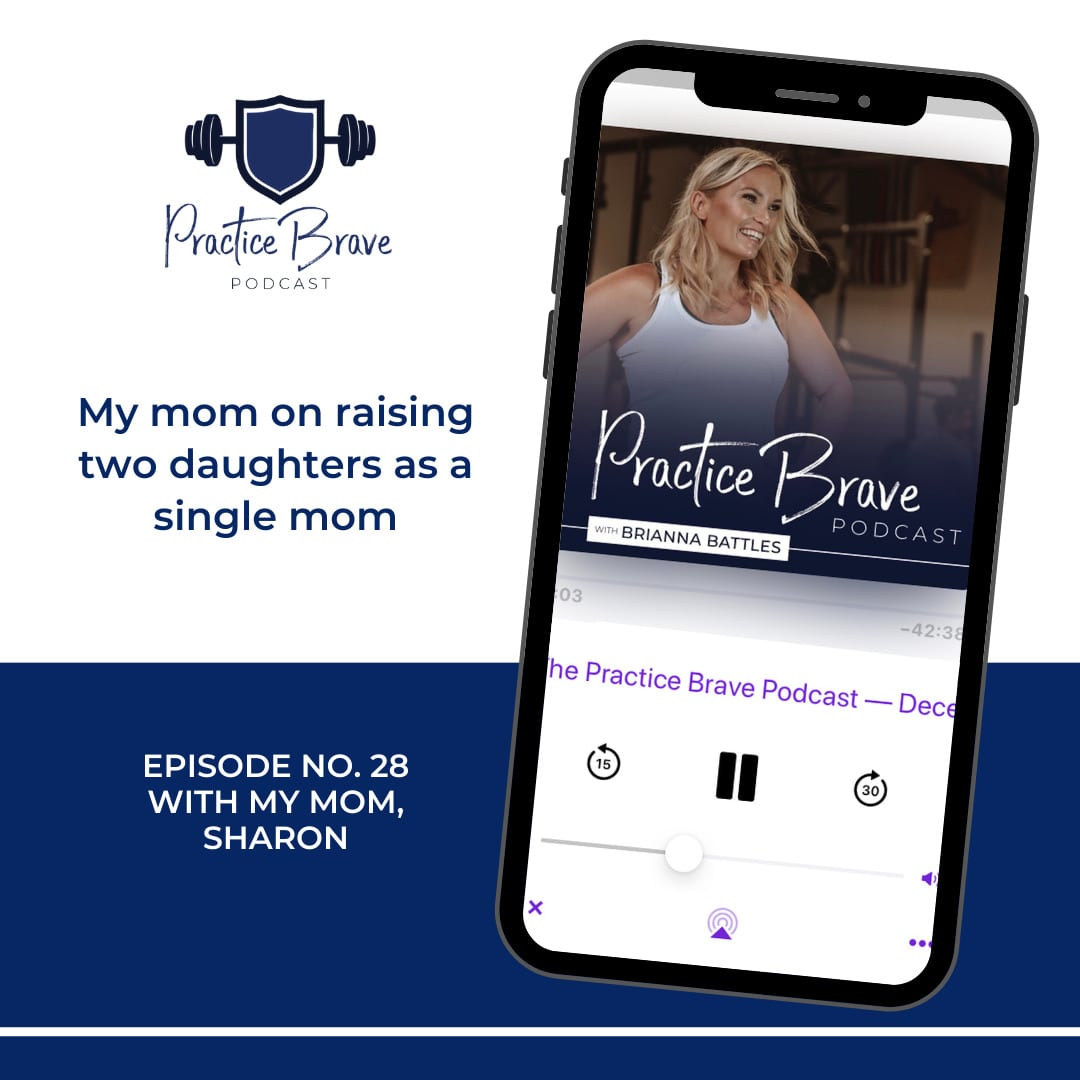 28: My mom on raising two daughters as a single mom