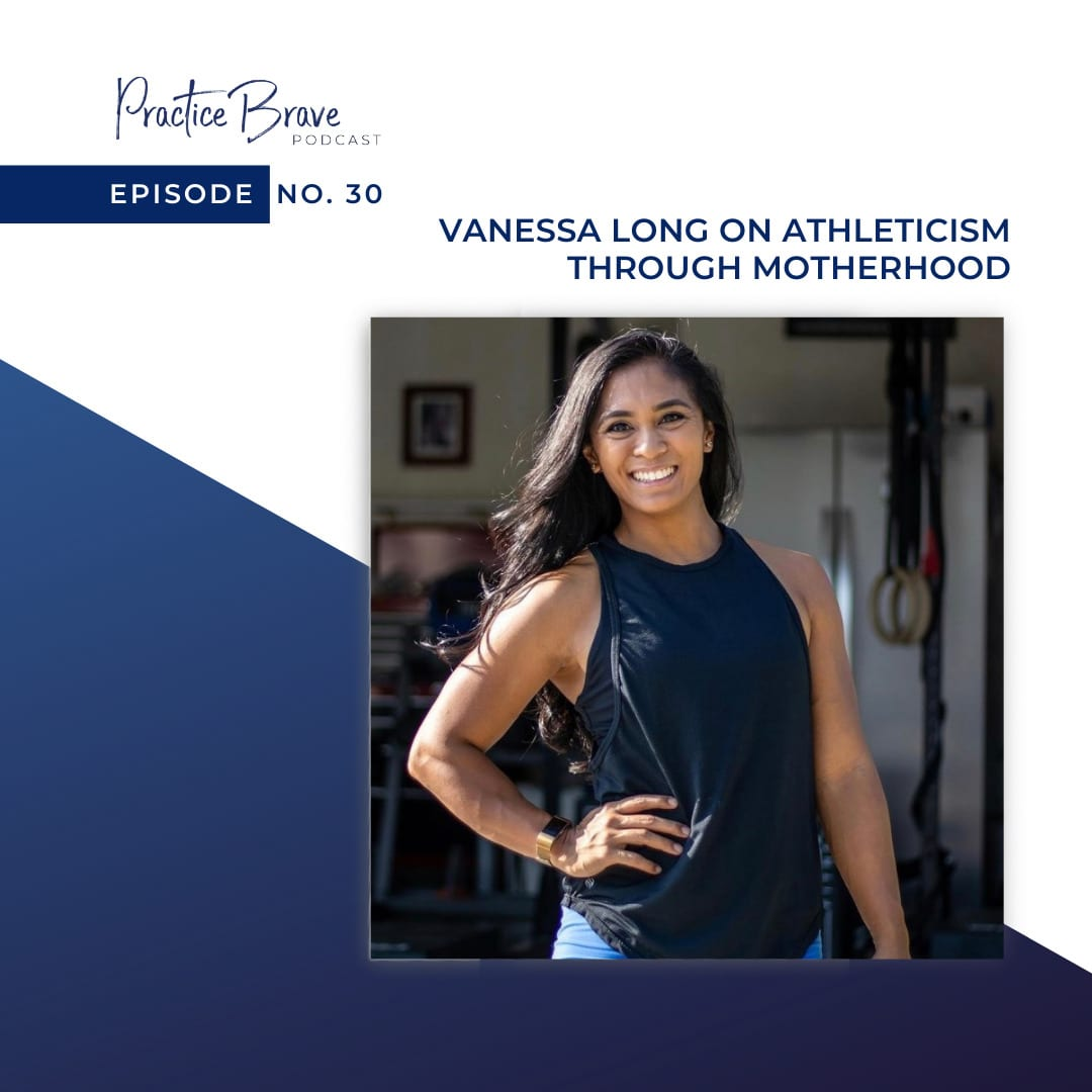 Vanessa Long on athleticism through motherhood