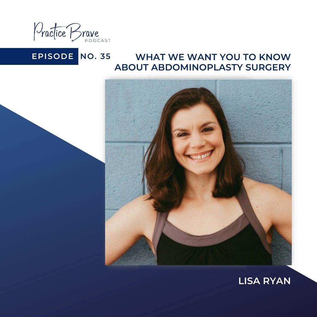 Episode 35 Lisa Ryan